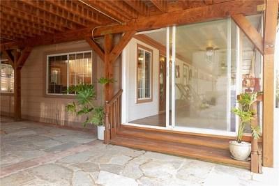 Modjeska Canyon, Silverado Canyon Single Family Home For Sale: 28512 Williams Canyon Road