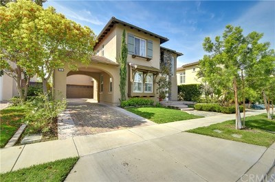 Orange County Single Family Home For Sale: 14 Walnut Creek