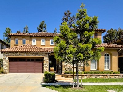 Orange County Single Family Home For Sale: 5 Upland