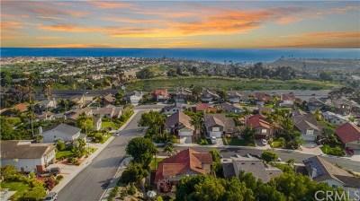 San Clemente Single Family Home Active Under Contract: 350 Calle Burro
