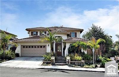 Laguna Niguel  Single Family Home For Sale: 23602 Marin Way
