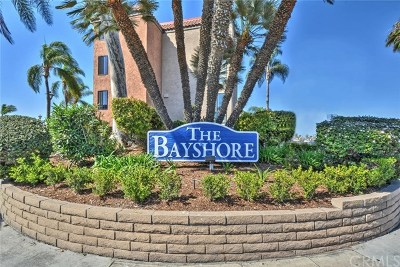 Long Beach Condo/Townhouse For Sale: 201 Bay Shore Avenue #305
