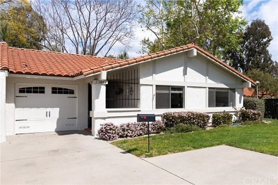 Mission Viejo Single Family Home For Sale: 23882 Via Maragall