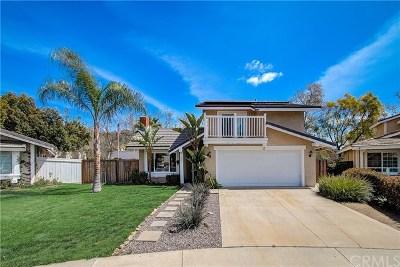 Rancho Santa Margarita Single Family Home For Sale: 2 Paseo Pueblo