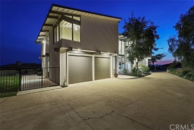 San Clemente Single Family Home For Sale: 3901 Calle Andalucia