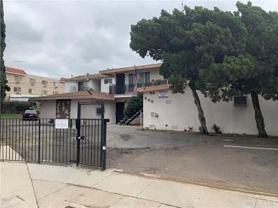 La Habra Multi Family Home For Sale: 640 Ward Street