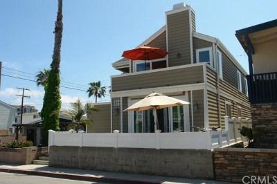 Newport Beach Rental For Rent: 128 44th Street