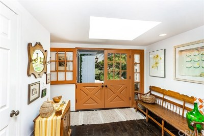 Laguna Niguel Single Family Home For Sale: 30322 Benecia Avenue