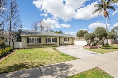 Orange Single Family Home For Sale: 2144 N Harwood Street