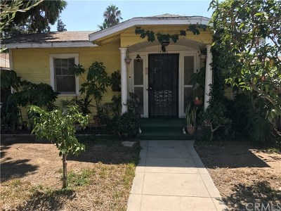 Whittier Single Family Home Active Under Contract: 12532 Pacific Place