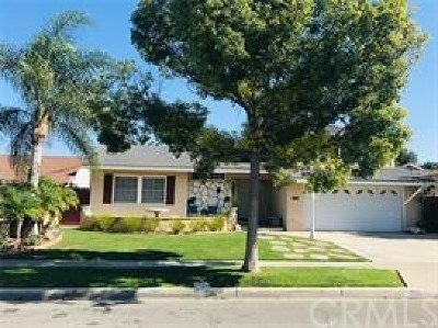Anaheim Single Family Home For Sale: 1916 S Janette Lane