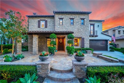 Ladera Ranch Single Family Home For Sale: 23 Bell Pasture Road