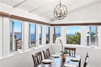 Laguna Beach Single Family Home For Sale: 2780 Solana Way
