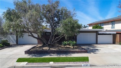 Huntington Beach Single Family Home For Sale: 17127 Roundhill Drive