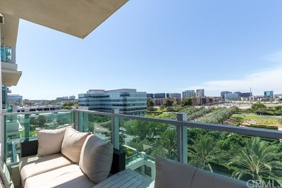 Marquee At Park Place (Marq) Condo/Townhouse For Sale: 3141 Michelson Drive #702