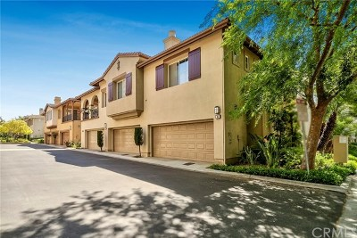Orange County Condo/Townhouse Active Under Contract: 78 Rosenblum