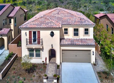 Mission Viejo Single Family Home For Sale: 36 Cielo Cresta