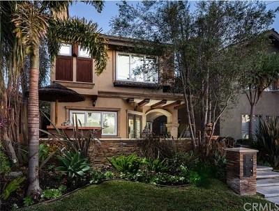 Orange County Rental For Rent: 602 Heliotrope Avenue #A