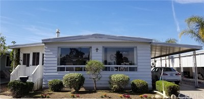 San Juan Capistrano Mobile Home For Sale: 26000 Avenida Aeropuerto