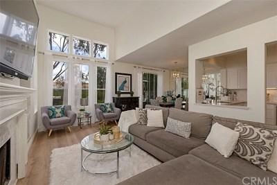 Rancho Santa Margarita Single Family Home Active Under Contract: 19 Via Floria