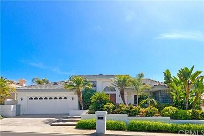 Dana Point Single Family Home For Sale: 47 Marbella
