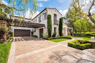 Irvine Single Family Home For Sale: 20 Highpoint