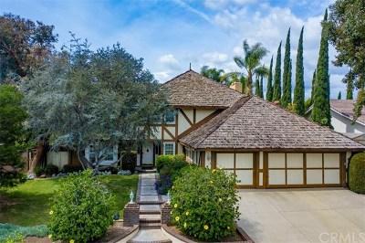 Orange Single Family Home For Sale: 826 N Red Robin Street