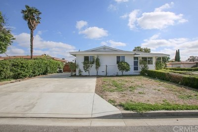 Garden Grove Single Family Home For Sale: 12652 Gloria Street
