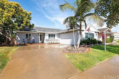 Garden Grove Single Family Home For Sale: 12641 Amethyst Street