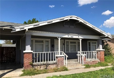 Fresno Single Family Home For Sale: 1021 E Shields Avenue