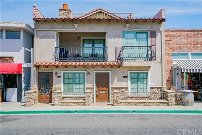 Newport Beach Rental For Rent: 510 W Balboa Boulevard