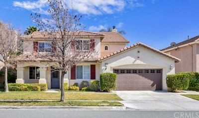 Murrieta Single Family Home For Sale: 38218 Clear Creek Street