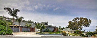 San Clemente Single Family Home For Sale: 300 Avenida Presidio