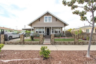 Stanton Single Family Home Active Under Contract: 10831 Rose Street
