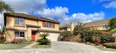 Cypress Single Family Home For Sale: 9827 Carrara Circle