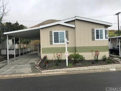 Riverside Mobile Home For Sale: 3500 Buchanan St