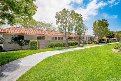 Laguna Woods Condo/Townhouse For Sale: 3031 Calle Sonora #Q