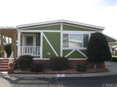 Mobile Home For Sale: 18601 Newland Street