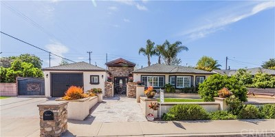 Costa Mesa Single Family Home For Sale: 2099 Continental Avenue