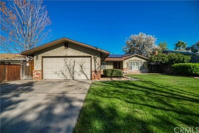 Merced Single Family Home Active Under Contract: 2716 Saratoga Avenue
