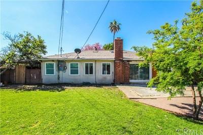 Santa Ana Single Family Home For Sale: 2425 Bobby Lane