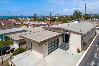 San Clemente Single Family Home For Auction: 104 Avenida Barcelona