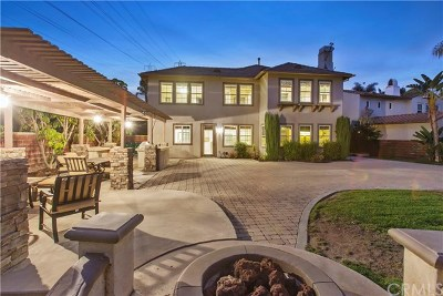 Ladera Ranch Single Family Home Active Under Contract: 46 Hallcrest Drive