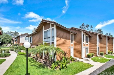 Lake Forest Condo/Townhouse For Sale: 25885 Trabuco Rd #99
