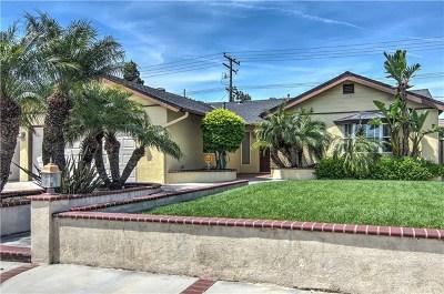 Huntington Beach Single Family Home For Sale: 17341 Marken Lane