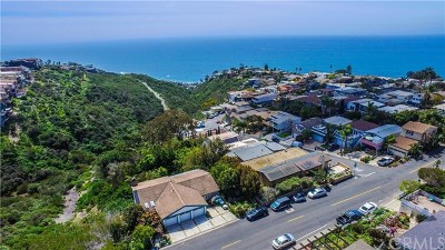 Laguna Beach Single Family Home For Sale: 1585 Del Mar Avenue