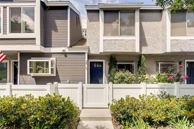 Aliso Viejo Condo/Townhouse For Sale: 29 Dogwood Lane #50