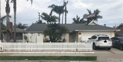 Huntington Beach Single Family Home For Sale: 20652 Egret Lane