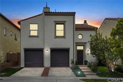 Irvine Single Family Home For Sale: 14 Rising Sun