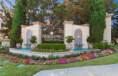 Irvine Condo/Townhouse For Sale: 3223 Watermarke Place